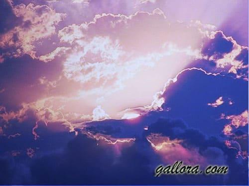 грозовое небо