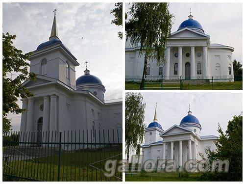 Вознесенская Церковь в Новом Быкове