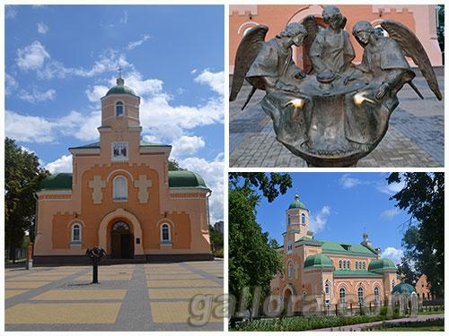 церкви и храмы в прилуках. фото 2.