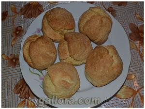 Выпечка домашнего хлеба в духовке.Чесночные булочки к борщу
