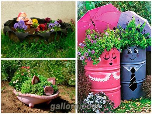 идеи для дачи и огорода-11