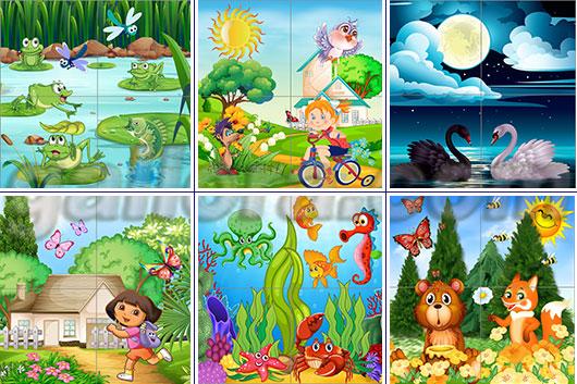 картинки для кубиков